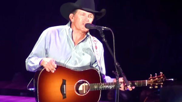 George strait Songs | George Strait - Drinkin' Man (MGM 2012 Live) (WATCH) | Country Music Videos