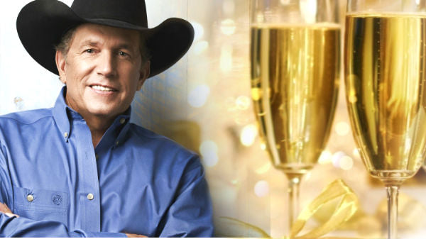 George strait Songs | George Strait - Drinking Champagne (WATCH) | Country Music Videos