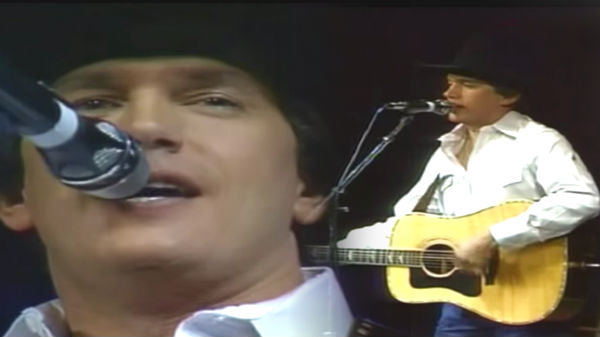 George strait Songs | George Strait - Hot Burning Flames (VIDEO) | Country Music Videos