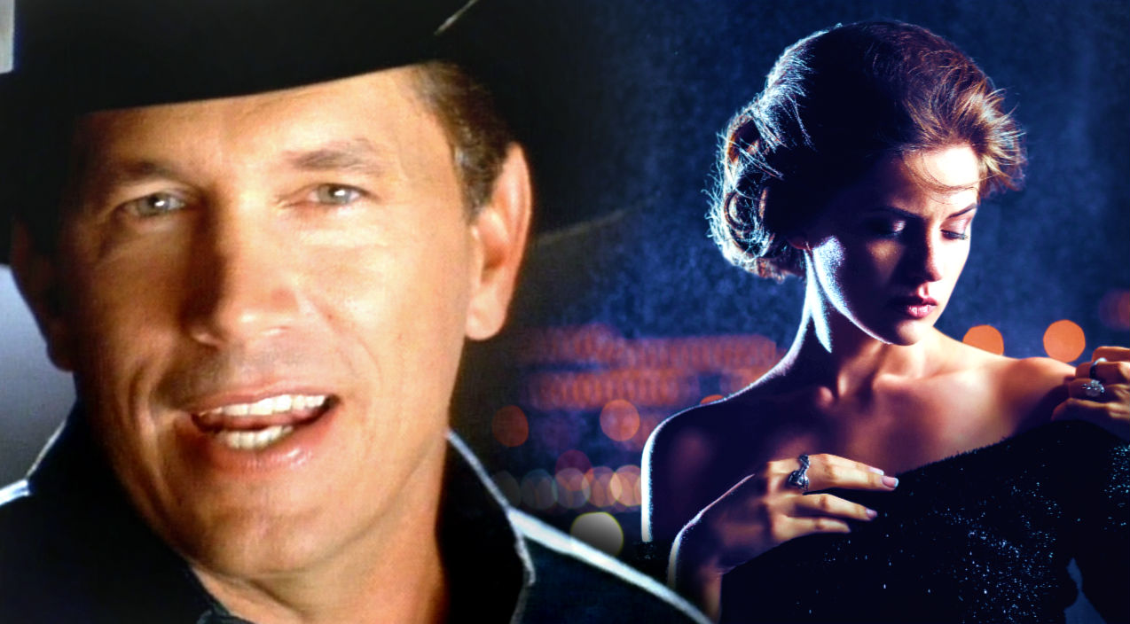 George strait Songs   George Strait - Look Who's Back From Town (VIDEO)   Country Music Videos