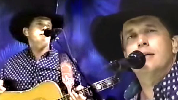 George strait Songs | George Strait - Milkcow Blues - 1996 Houston Rodeo (VIDEO) | Country Music Videos