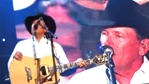 George strait Songs | George Strait - Seashores of Old Mexico (Live) | Country Music Videos