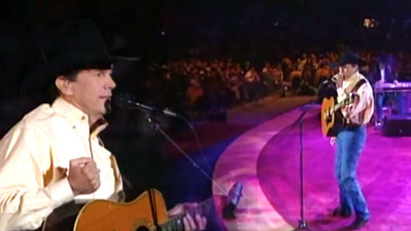George strait Songs | George Strait - She'll Leave You With A Smile (Live From The Astrodome) (VIDEO) | Country Music Videos