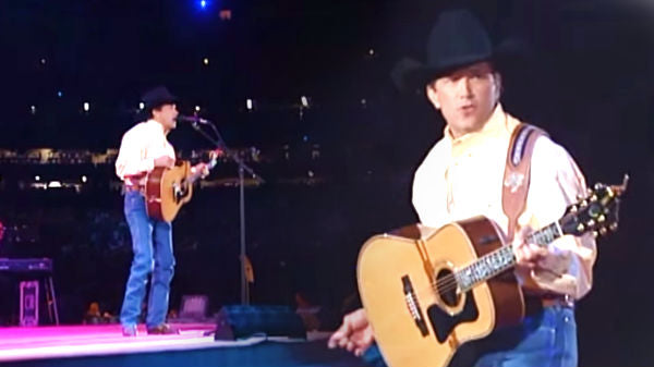 George strait Songs | George Strait - Stars on the Water (Live From The Astrodome) | Country Music Videos