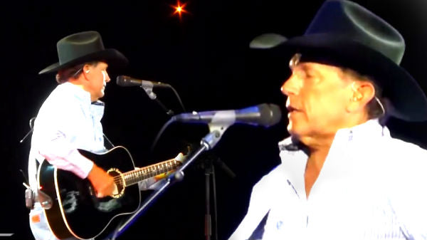 George strait Songs | George Strait - That's What Breaking Hearts Do (LIVE San Antonio) | Country Music Videos