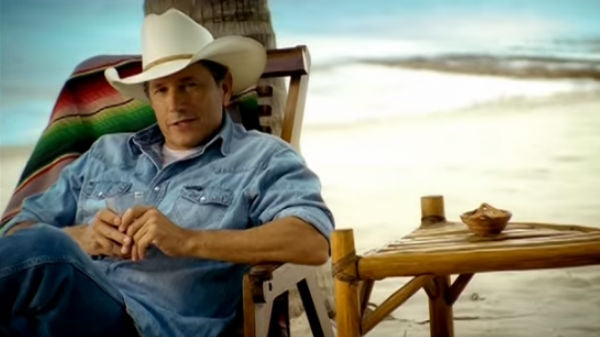 George strait Songs | George Strait - The Seashore Of Old Mexico | Country Music Videos