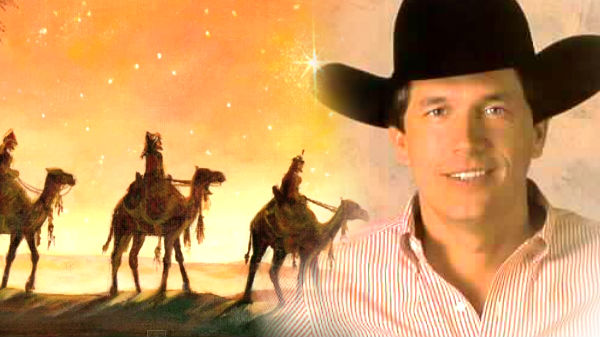 George strait Songs | George Strait - We Three Kings (VIDEO) | Country Music Videos