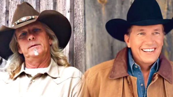 George strait Songs | George Strait - West Texas Town (with Dean Dillon) | Country Music Videos