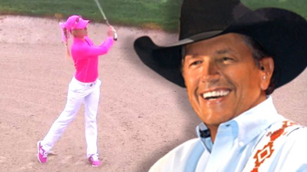 George strait Songs | George Strait Tough Enough to Wear Pink Golf Tournament | Country Music Videos