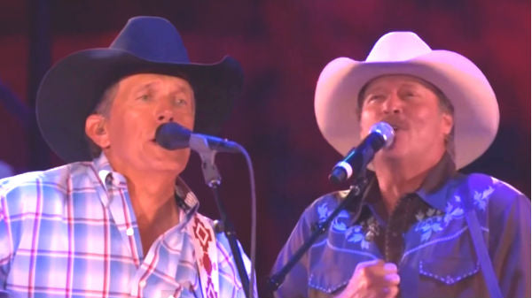 George strait Songs | George Strait and Alan Jackson - Murder on Music Row (2014 Live) | Country Music Videos