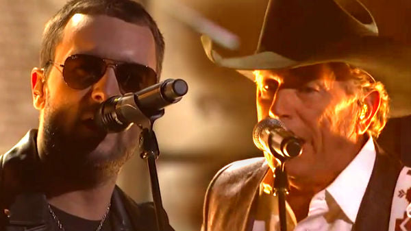 George strait Songs | George Strait and Eric Church - Cowboys Like Us (Live - CMA Awards 2014) (VIDEO) | Country Music Videos