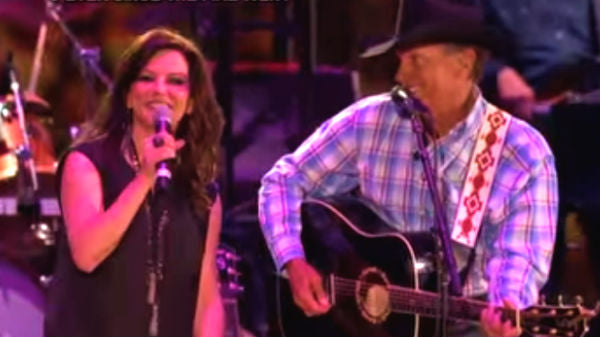 George strait Songs | George Strait and Martina McBride - Jackson (The Cowboy Rides Away Tour 2014) (WATCH) | Country Music Videos