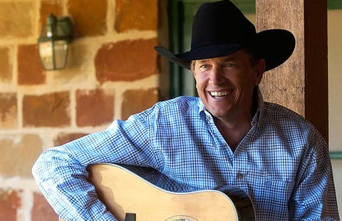 George strait Songs | 4. When He Enjoyed Some Downtime At Home | Country Music Videos