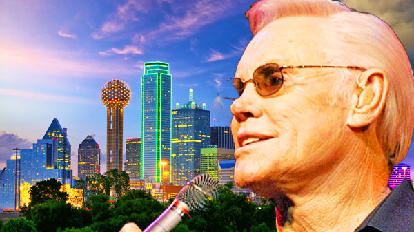George jones Songs | George Jones - You Can't Get The Hell Out Of Texas (LIVE) | Country Music Videos
