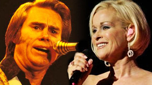 George jones Songs | George Jones and Lorrie Morgan - Welcome To My World (WATCH) | Country Music Videos