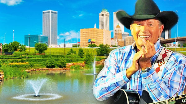 George strait Songs   George Strait - Tell Me Something Bad About Tulsa (WATCH)   Country Music Videos