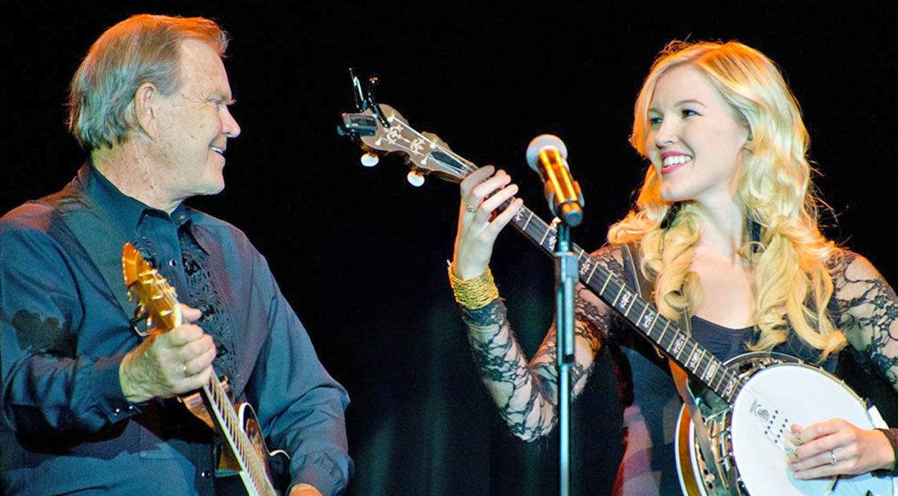 Glen campbell Songs | The Legacy Continues: Glen Campbell's Daughter Follows In His Footsteps | Country Music Videos