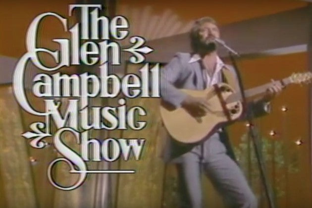 Glen campbell Songs | Host Of 'The Glen Campbell Music Show' | Country Music Videos