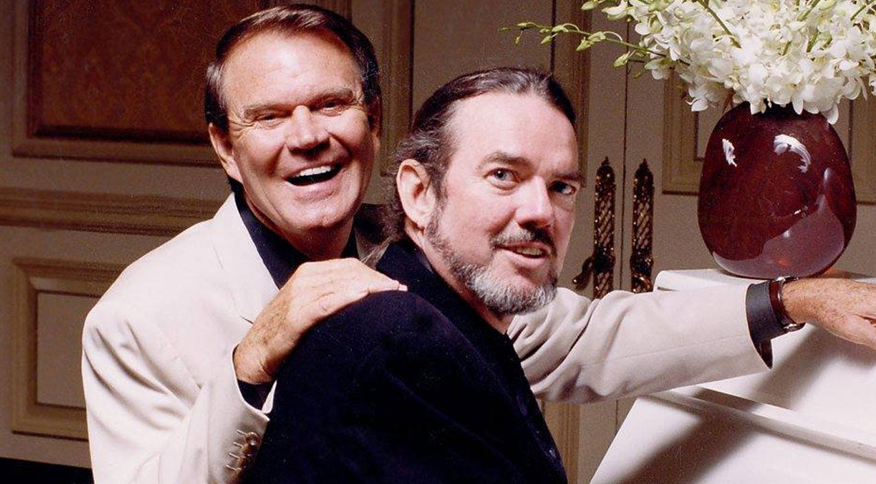 Glen campbell Songs | Jimmy Webb Shares Update On Glen Campbell's Battle With Alzheimer's | Country Music Videos