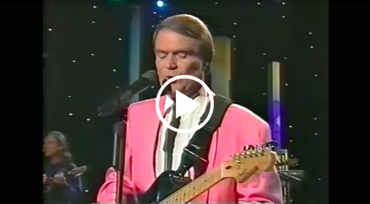 Glen campbell Songs | Glen Campbell Shows Off Legendary Guitar Skills With Impressive Bluegrass Cover | Country Music Videos