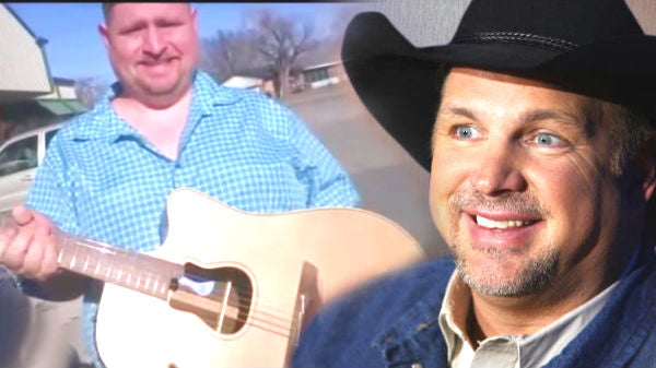 Garth brooks Songs   Guitar Given To Garth Brooks Fan Gets Stolen!.... And Then Returned! (WATCH)   Country Music Videos