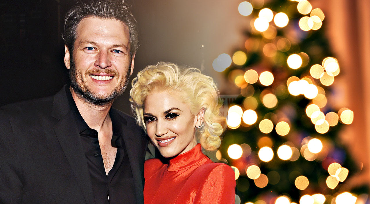 Gwen stefani Songs | Gwen & Blake Finally Release New Christmas Duet | Country Music Videos