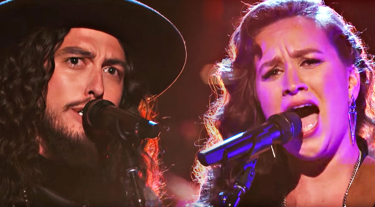 The voice Songs | 'House Of The Rising Sun' Duet Left 'Voice' Coaches With Impossible Decision | Country Music Videos