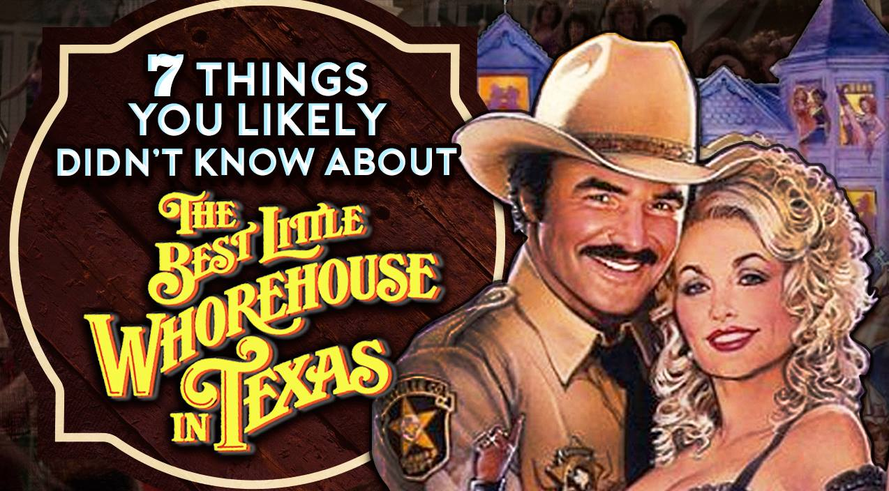 Dolly parton Songs | 7 Things You Likely Didn't Know About 'The Best Little Whorehouse In Texas' | Country Music Videos