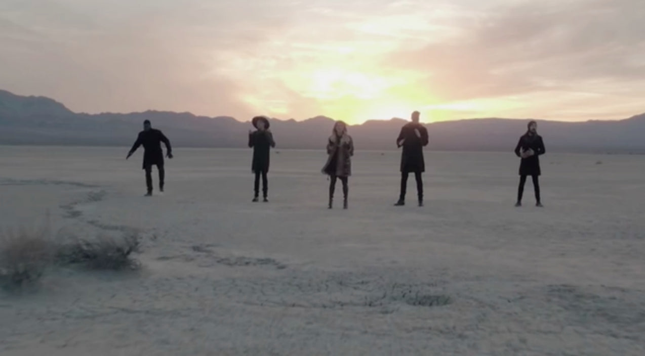 Pentatonix Songs | A Cappella Group Pentatonix Releases Moving Video For Leonard Cohen's 'Hallelujah' | Country Music Videos