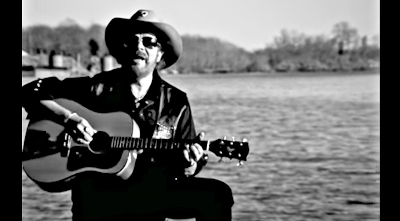 Hank williams jr. Songs | Bocephus Proves A 'Country Boy Can Survive' While Rolling Down The Mississippi | Country Music Videos
