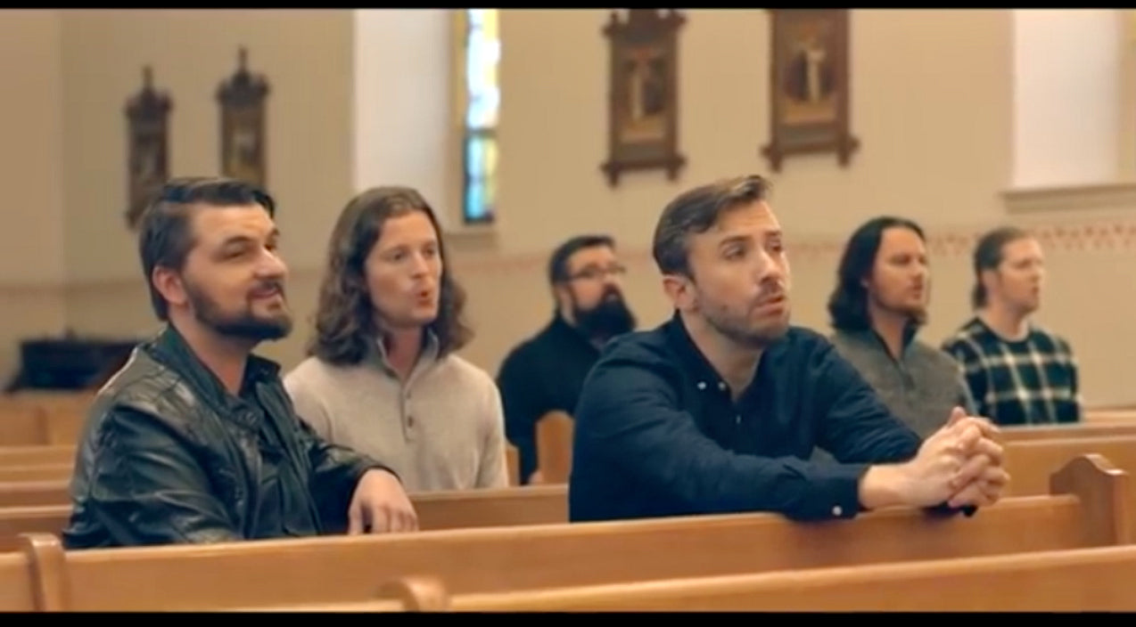 Home free Songs | Home Free Takes Us To Church With Dynamic Rendition Of 'Amazing Grace' | Country Music Videos