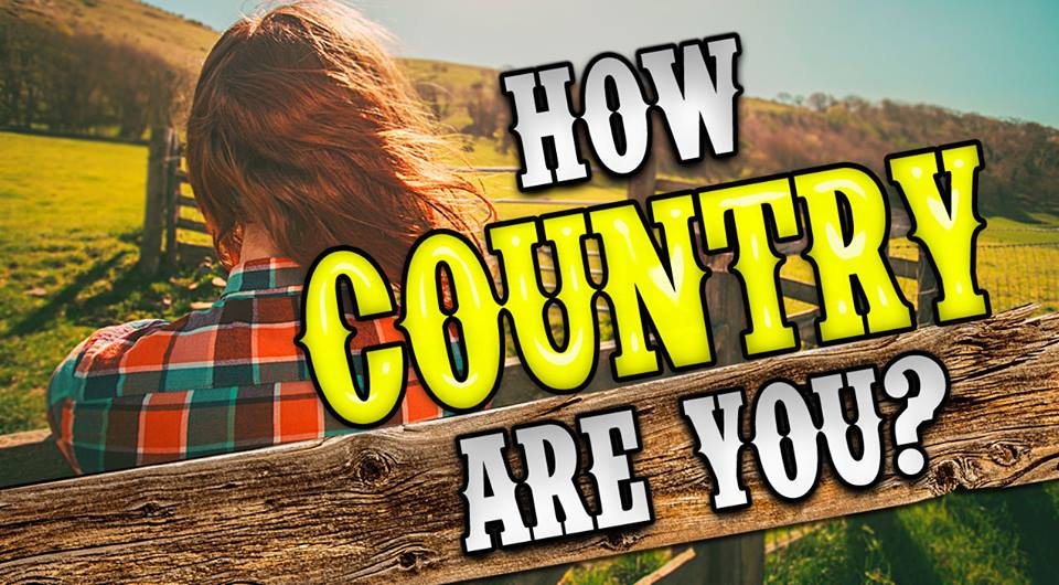 Quiz Songs | How Country Are You? (QUIZ) | Country Music Videos