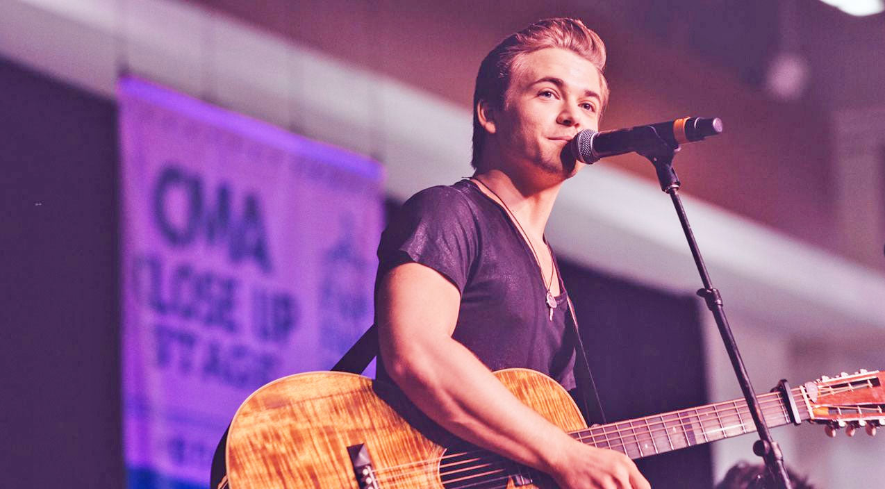 Hunter hayes Songs | Hunter Hayes Sends Personal Serenade To Fan With Terminal Cancer | Country Music Videos