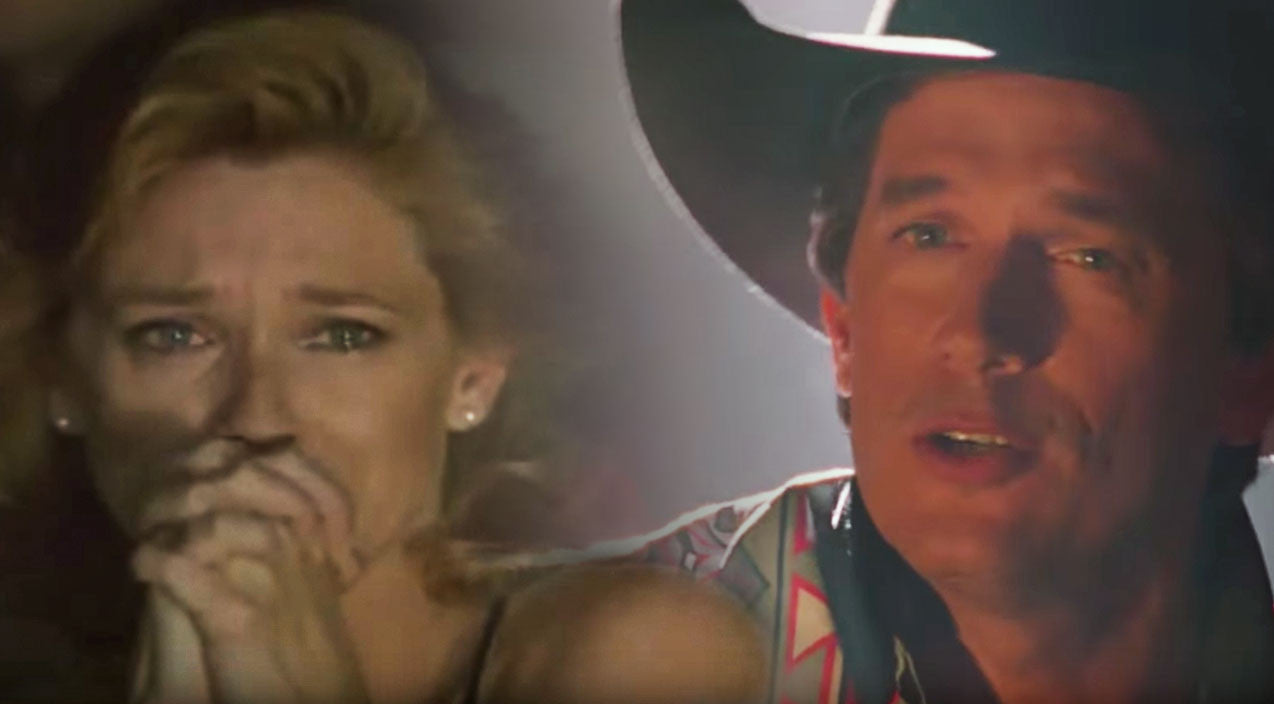 George strait Songs | George Strait Sweetly Sings 'I Cross My Heart' To Woman Of His Dreams | Country Music Videos