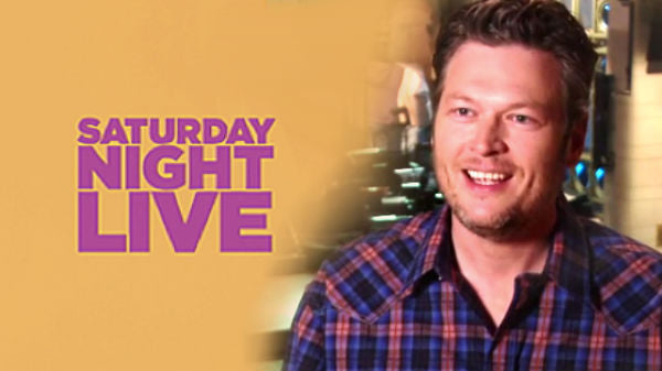 Blake shelton Songs | Is Blake Shelton Nervous About Hosting SNL? | Country Music Videos
