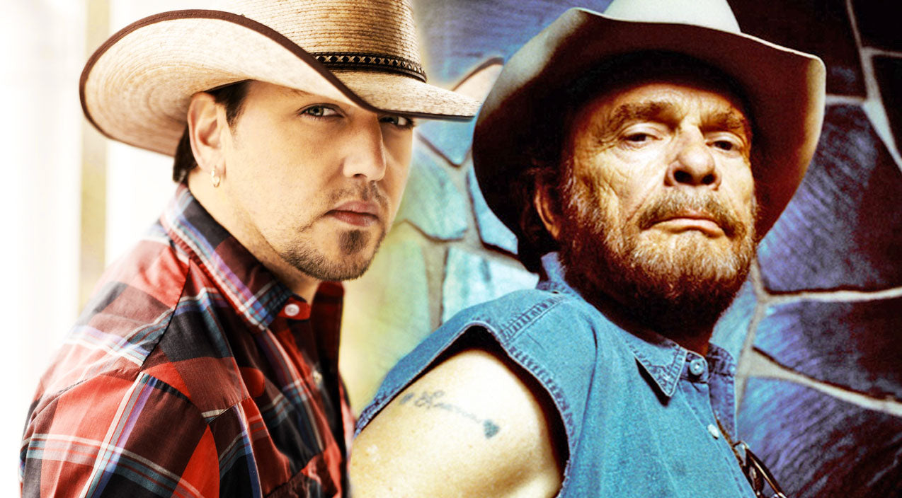 Merle haggard Songs | Jason Aldean - Are the Good Times Really Over (Merle Haggard Tribute) (WATCH) | Country Music Videos