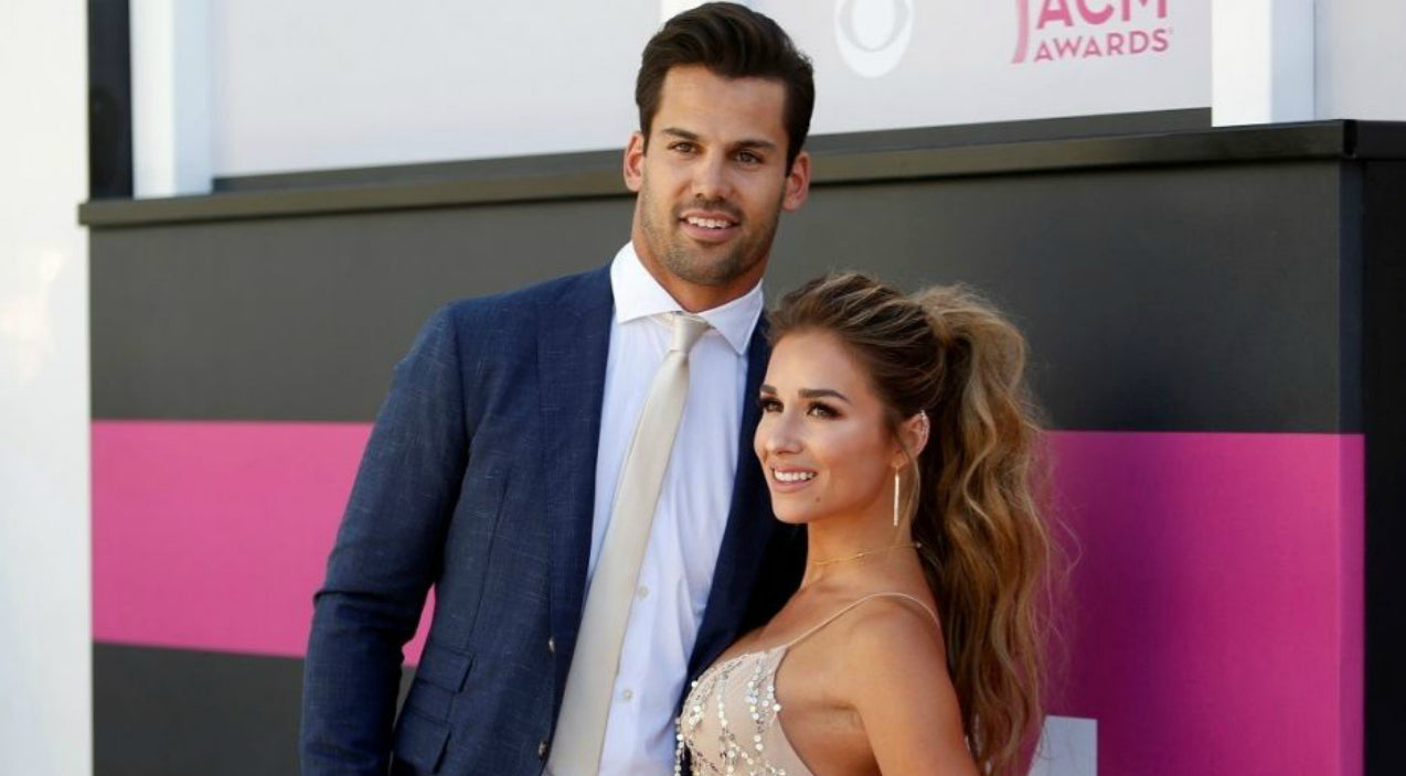 Jessie james decker Songs | Country Singer Says Her Husband Didn't Intend To Participate In National Anthem Protest | Country Music Videos