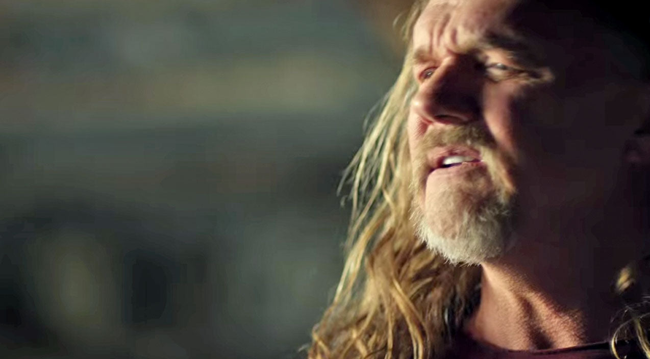 Trace adkins Songs | Trace Adkins' Music Video Shows A Torturous Internal Battle Between 'Jesus & Jones' | Country Music Videos