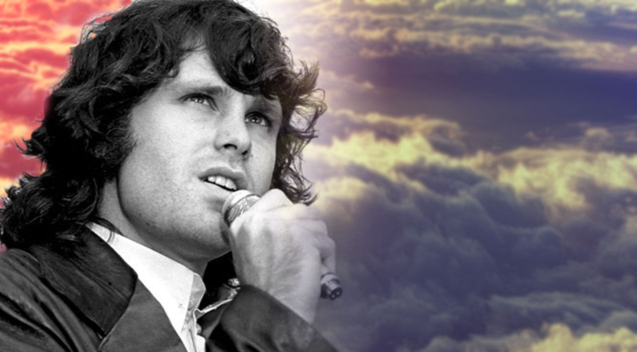 Check Out This Rare, Intimate Performance of Jim Morrison's