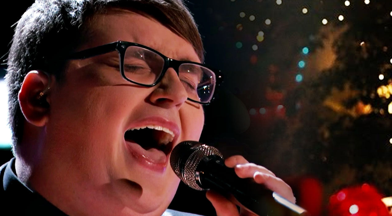 The voice Songs | Jordan Smith Rings In The Season With Iconic 'Mary, Did You Know?' Performance | Country Music Videos