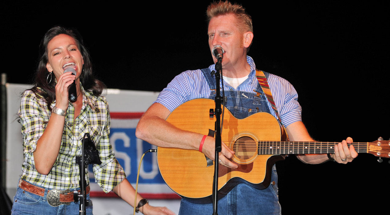 Joey + rory Songs | Joey + Rory Cancel Remaining Tour Dates In Light Of Devastating News | Country Music Videos