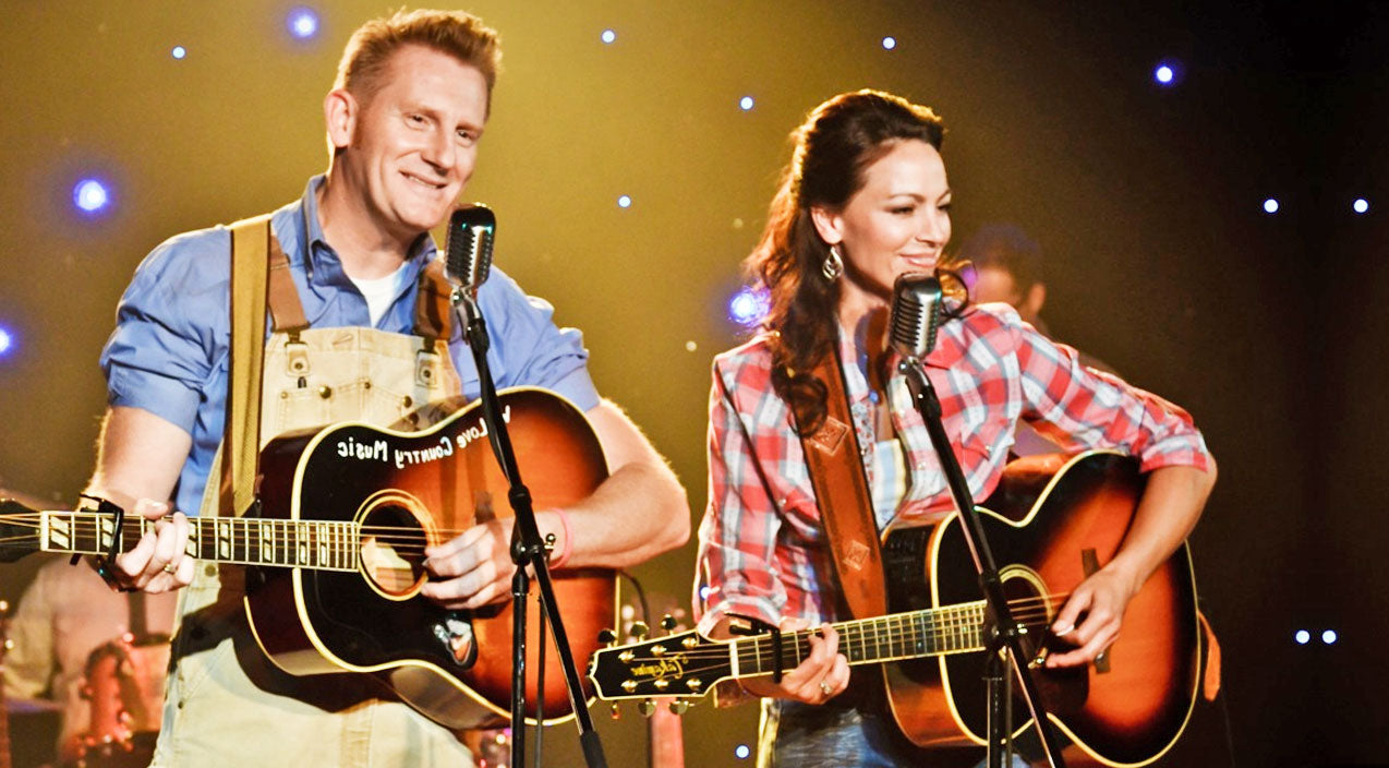 Joey + rory Songs | Joey+Rory Marathon To Air On Thanksgiving | Country Music Videos