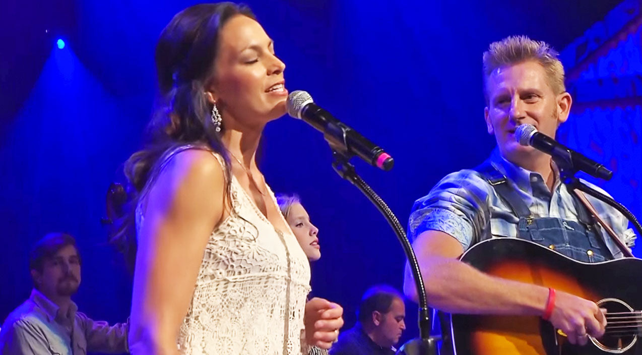 Joey + rory Songs | Watch Joey+Rory Sing Emotional 'If I Needed You' At Opry | Country Music Videos