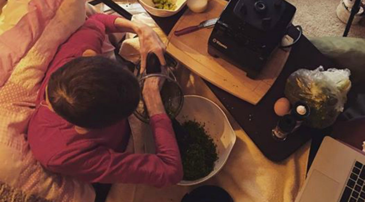Joey + rory Songs   Joey Feek Prepares Family Dinner From Hospice Bed   Country Music Videos