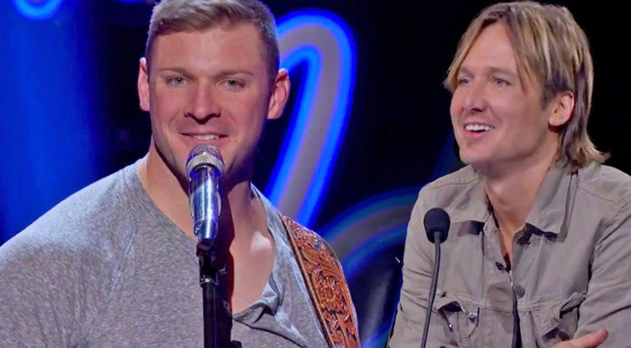 Keith urban Songs | John Wayne Shulz Stuns Keith Urban With One Of His Biggest Hits | Country Music Videos