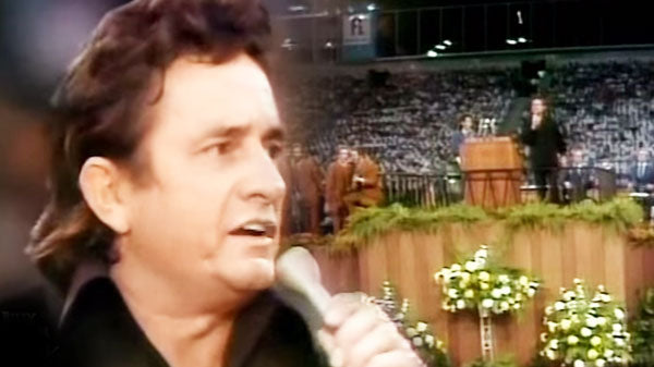 Johnny cash Songs | Johnny Cash - Peace In The Valley | Country Music Videos