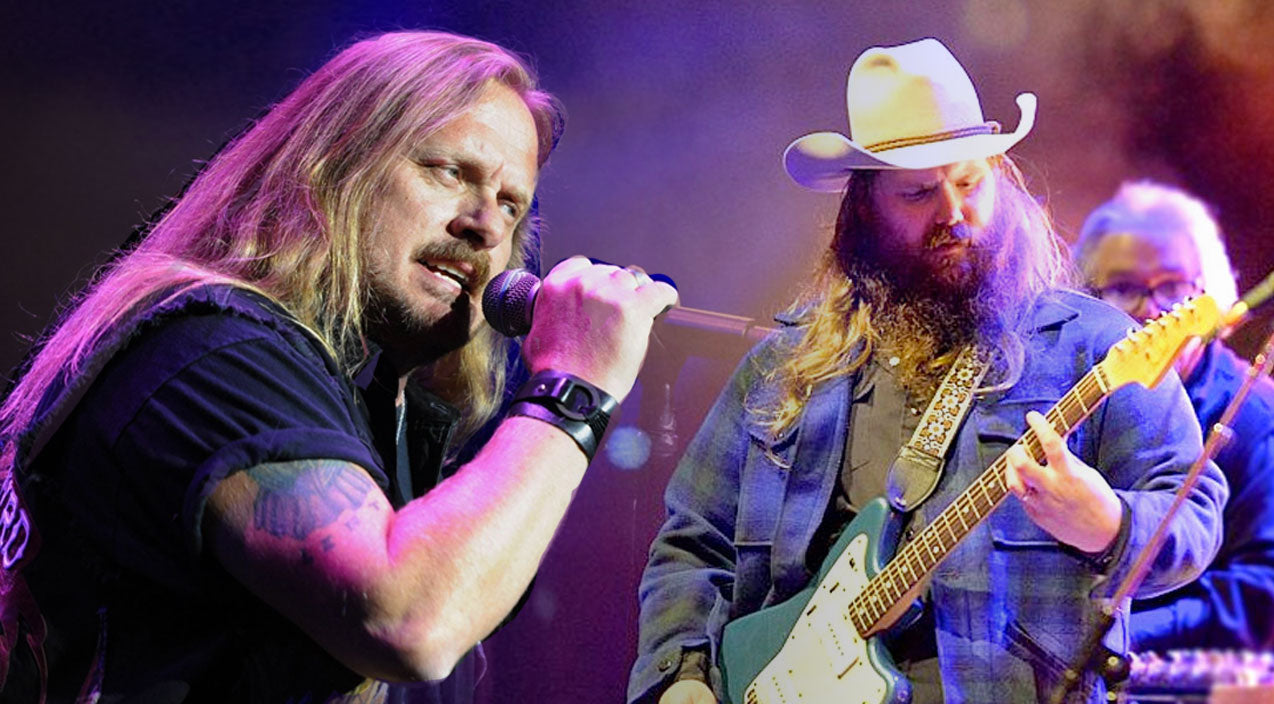 Lynyrd skynyrd Songs | Chris Stapleton & Kings Of Leon Deliver Wicked Cover Of Lynyrd Skynyrd's 'Simple Man' | Country Music Videos
