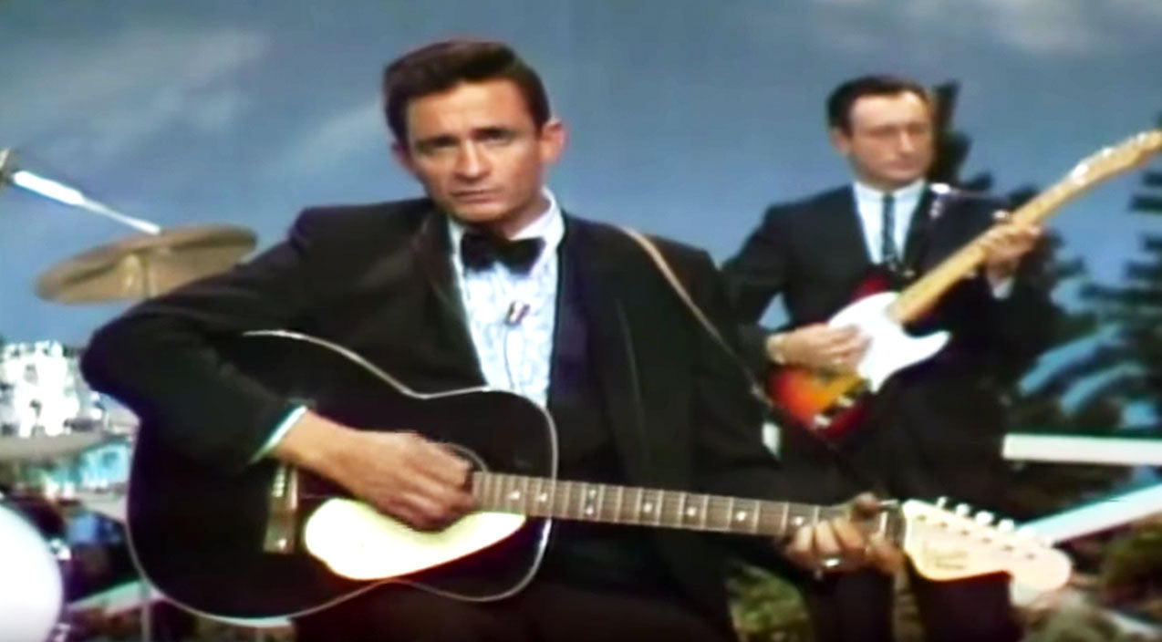 Johnny cash Songs | This Johnny Cash Medley Of Hits Is Exactly What You've Been Asking For | Country Music Videos