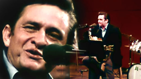 Johnny cash Songs | Johnny Cash - A Boy Named Sue | Country Music Videos