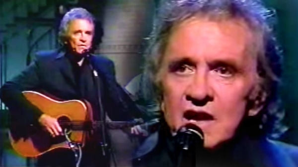 Johnny cash Songs | Johnny Cash - Blowin in the Wind (Live 1992 ) | Country Music Videos